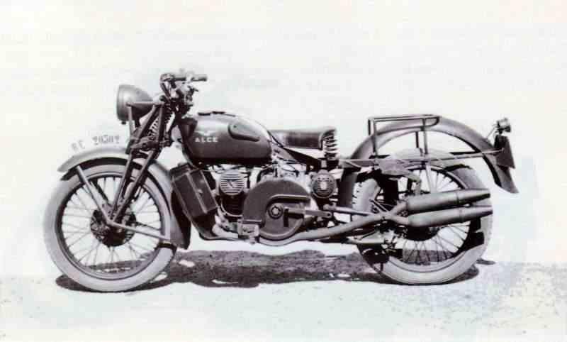 Moto Guzzi Sidecar Mounts