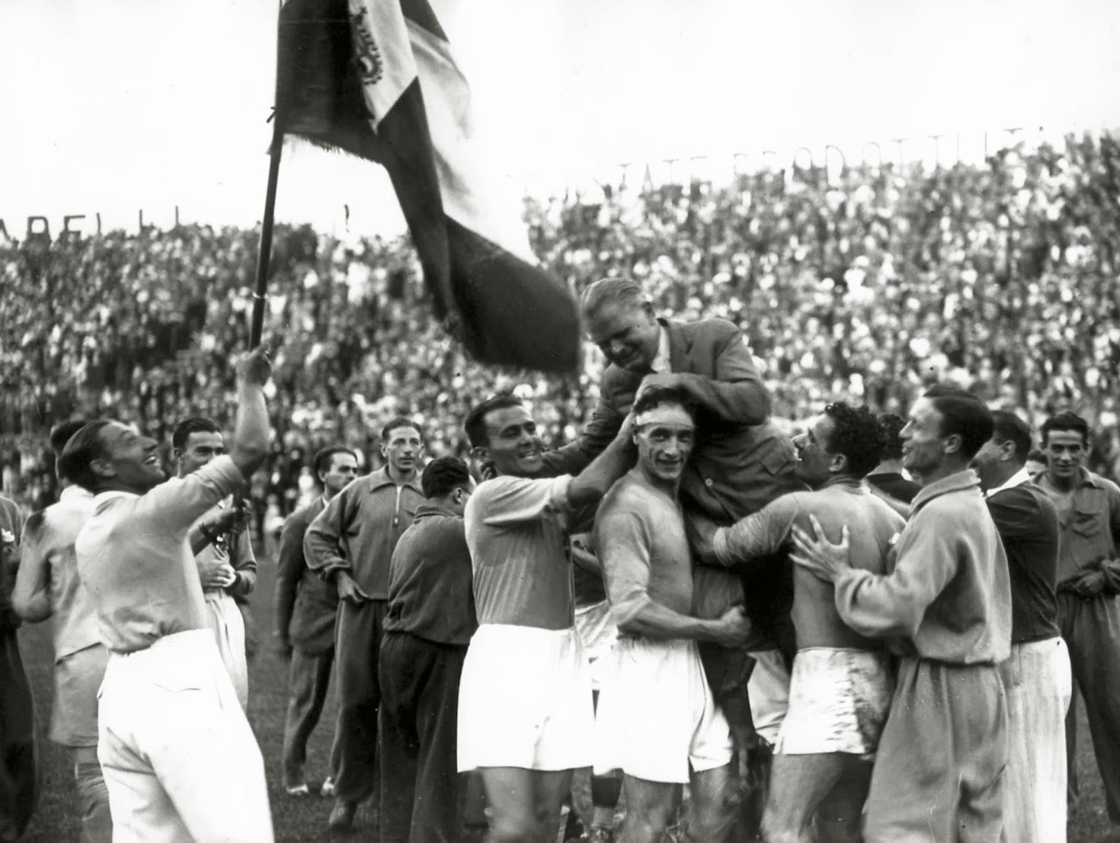 La prima importante vittoria italiana nel campionato del mondo 1934