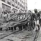 Manifestazione di Autonomia Operaia a Genova