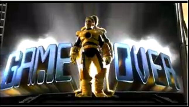 Missione 3D - Game Ove...