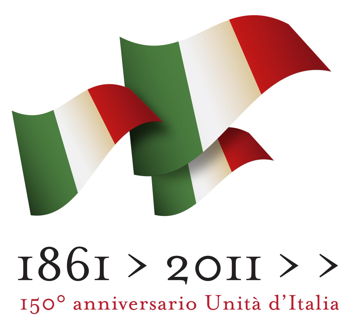 Logo per il 150º anniversario dell unità d Italia 36dc60c96a9b