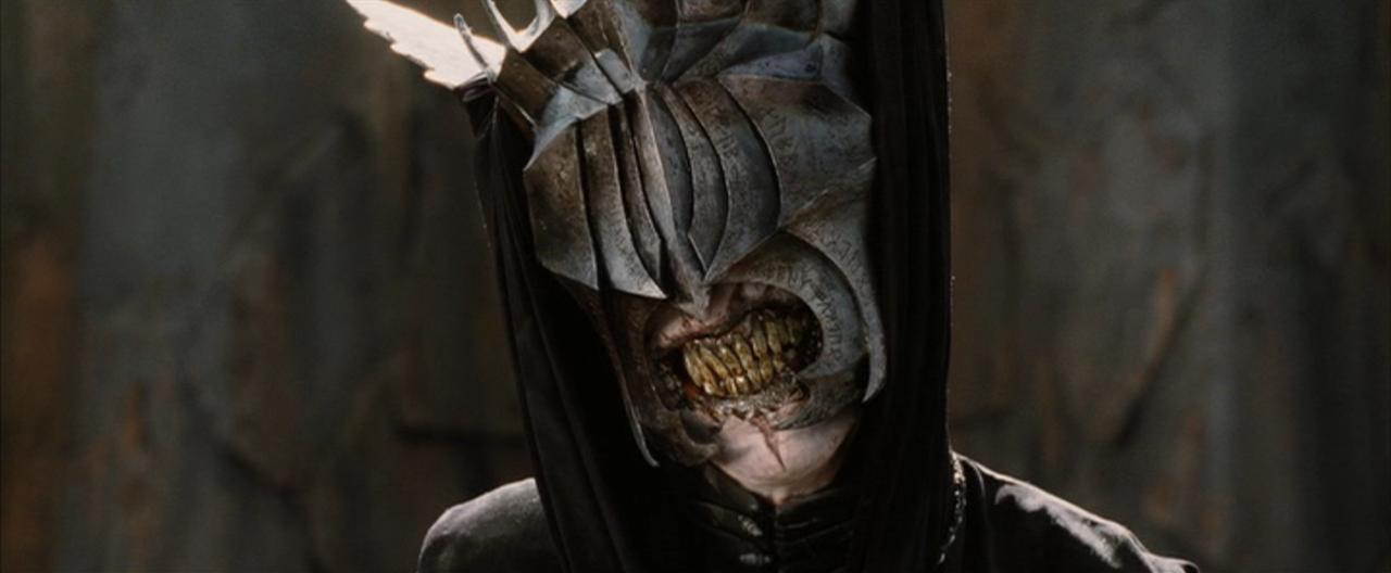 Sauron Voice Lord Of The Rings