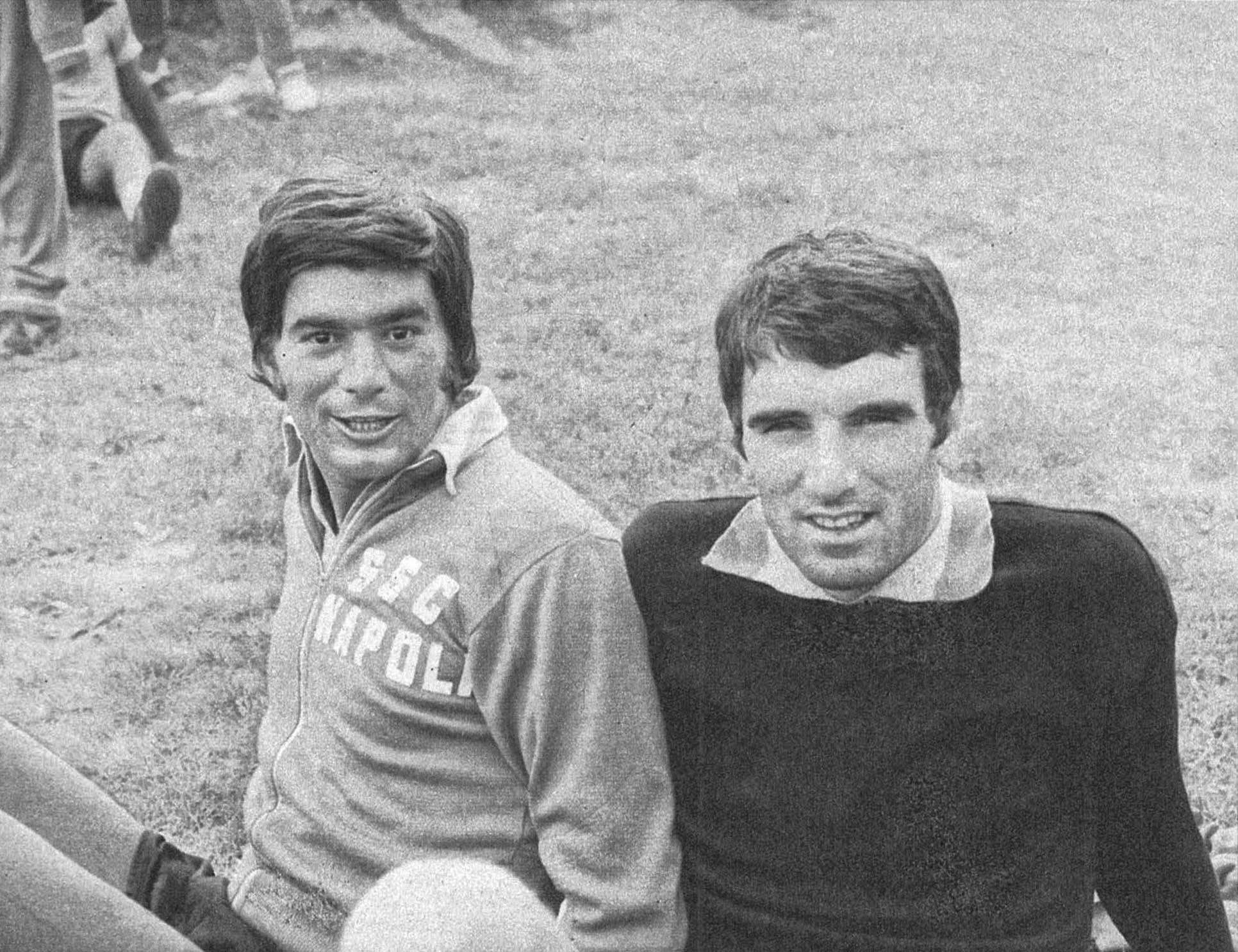 File SSC Napoli Antonio Juliano e Dino Zoff