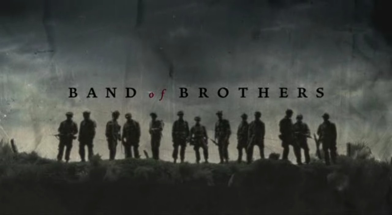 book report band of brothers Band of brothers e company, 506th regiment, 101st airborne from normandy to hitler's eagle's nest stephen e ambrose to all those members of the parachute infantry.