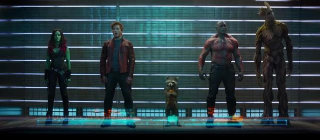 Guardiani della galassia wikipedia