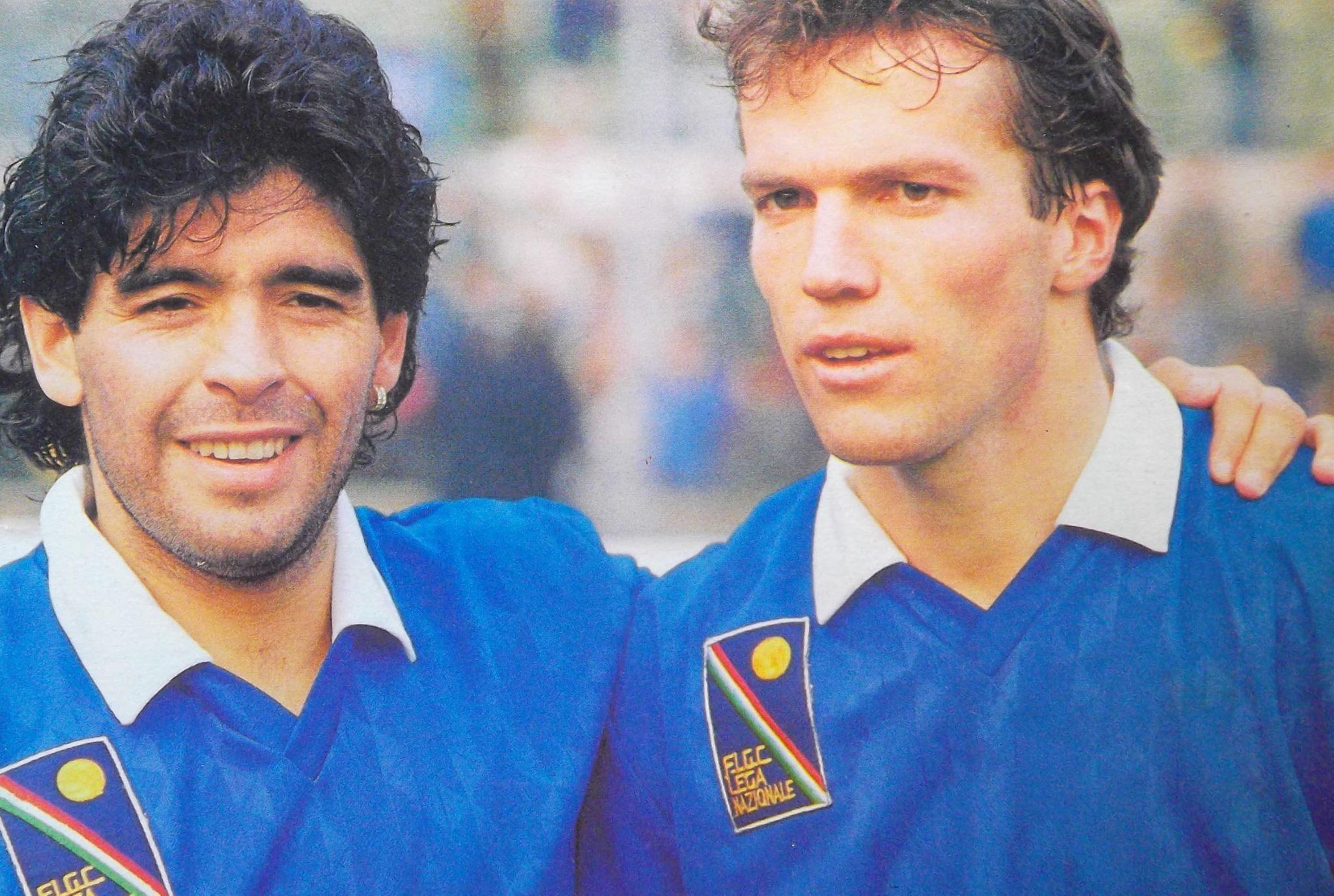 Nazionale_di_Lega_-_Milano_-_1988_-_Mara