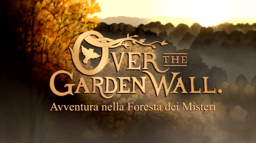 Over The Garden Wall Miniserie Televisiva Wikipedia