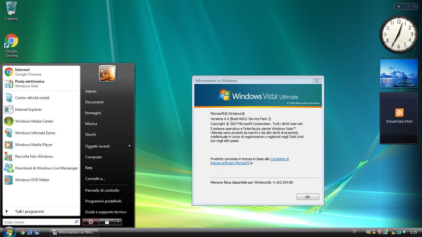Windows 7 32 professionale 64bit versioni a casa Ultimate con PRO Chiave//di serie