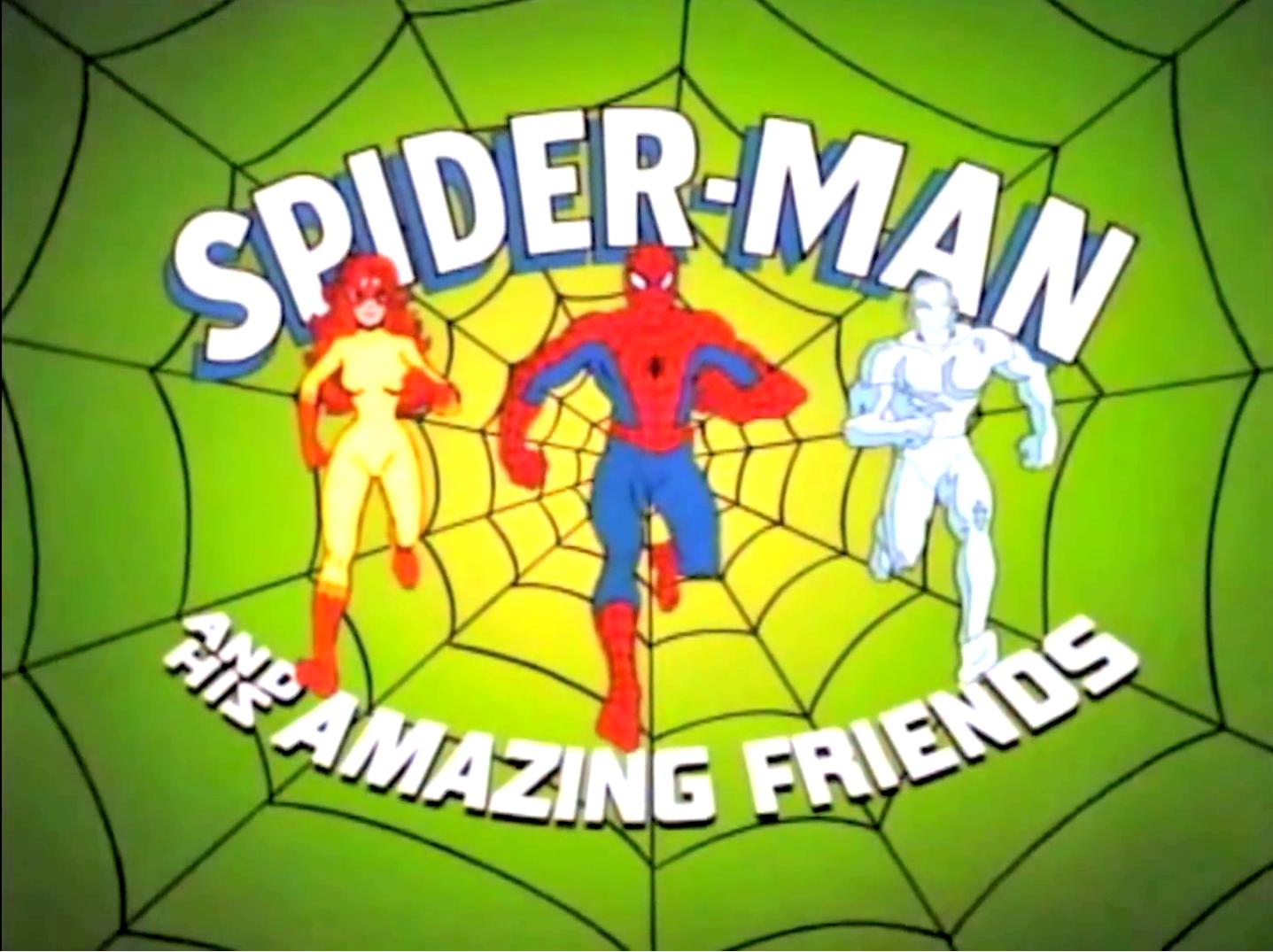 L uomo ragno e i suoi fantastici amici wikipedia
