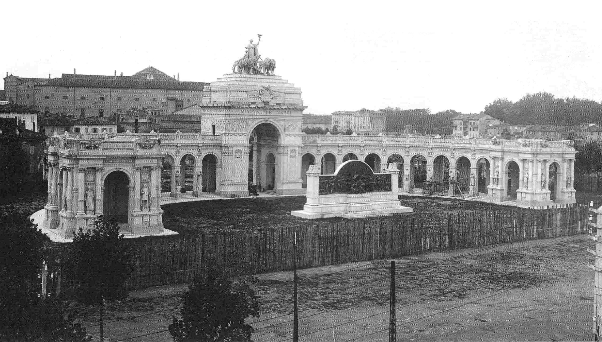 Villa Verdi Roma