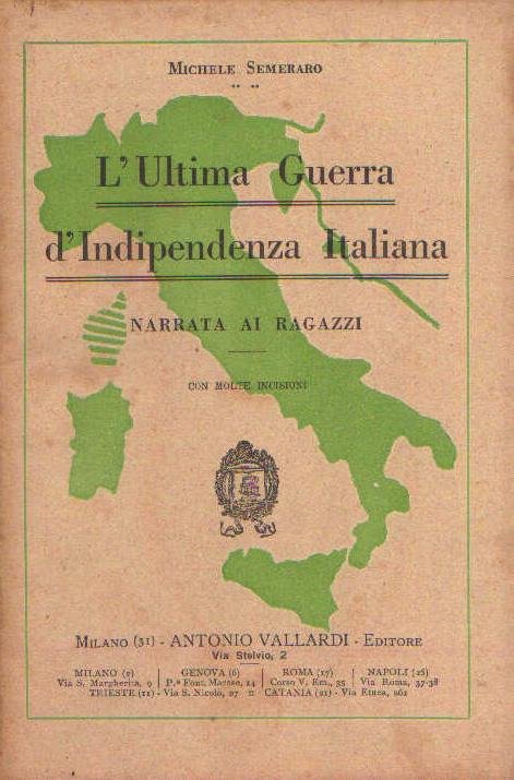 L 39 ultima guerra d 39 indipendenza italiana wikipedia for Arredare milano indipendenza
