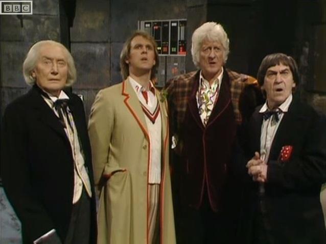 The Five Doctors - Wikipedia