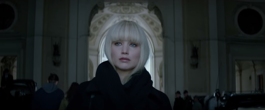Jennifer lawrence in red sparrow 2 - 3 part 2
