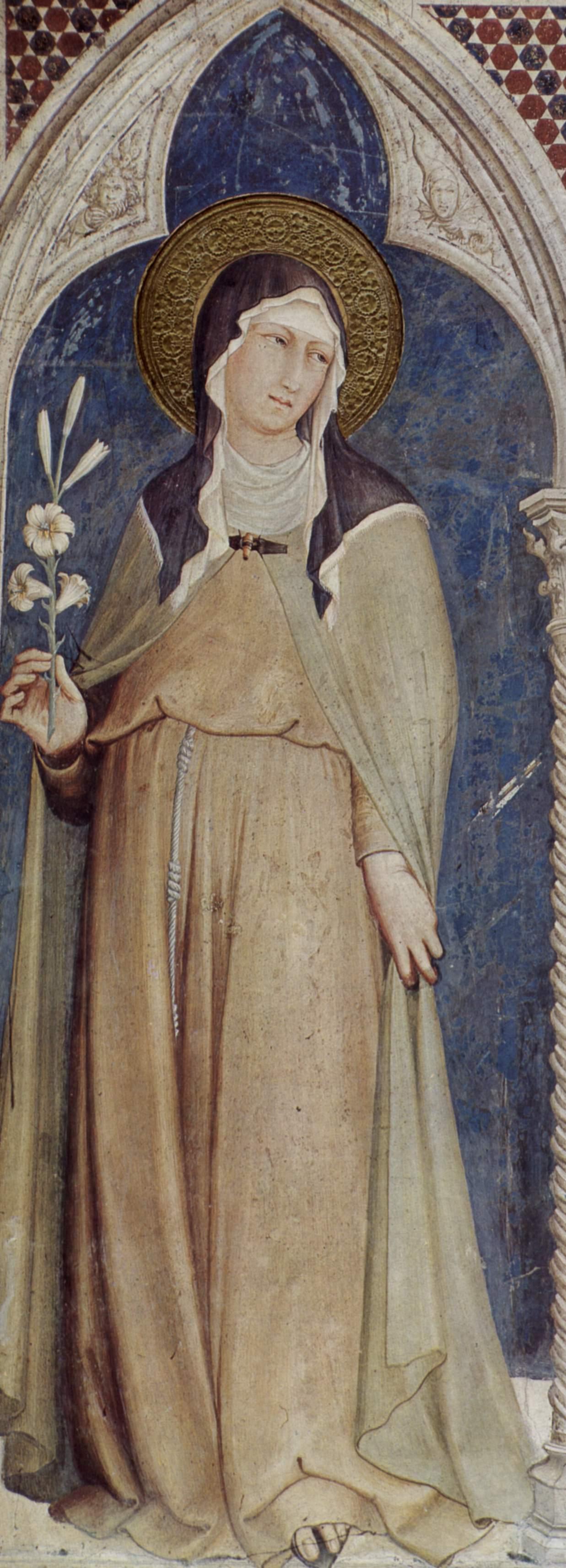 File:Santa Chiara d'Assisi (Simone Martini).JPG - Wikipedia
