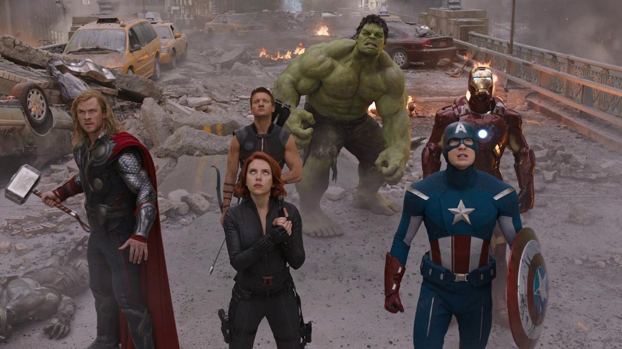 The Avengers: The Avengers (film 2012)