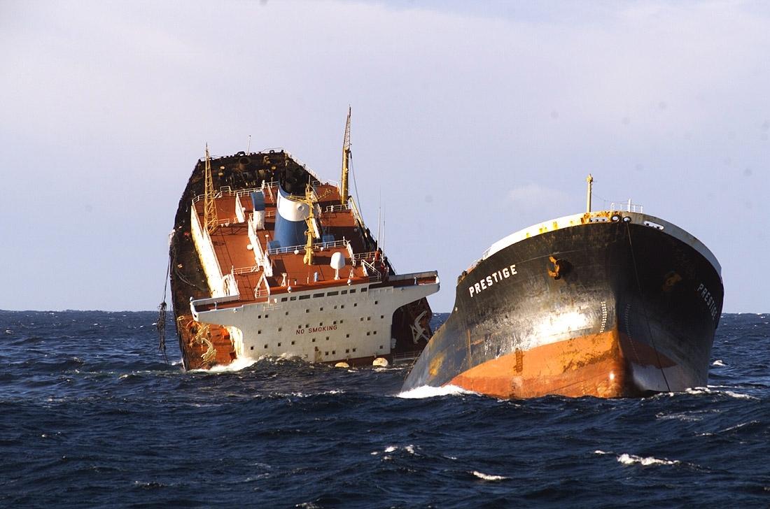 Prestige petroliera wikipedia for Todo sobre barcos
