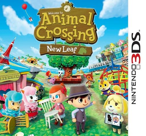 animal crossing new leaf wikipedia