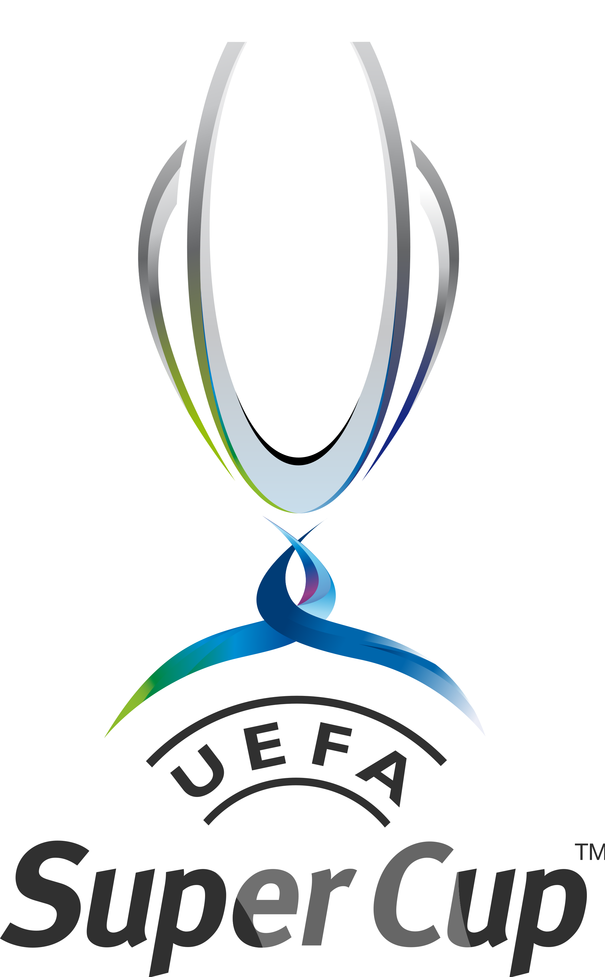 Uefa Logo 2013 Supercoppa UEFA 2013 -...