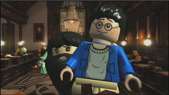 Picture of a game: Lego Harry Potter: Anni 1-4