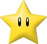 Le Stelle che Mario deve prendere per completare il gioco sono in totale 120, nel remake per Nintendo DS, invece, sono 150
