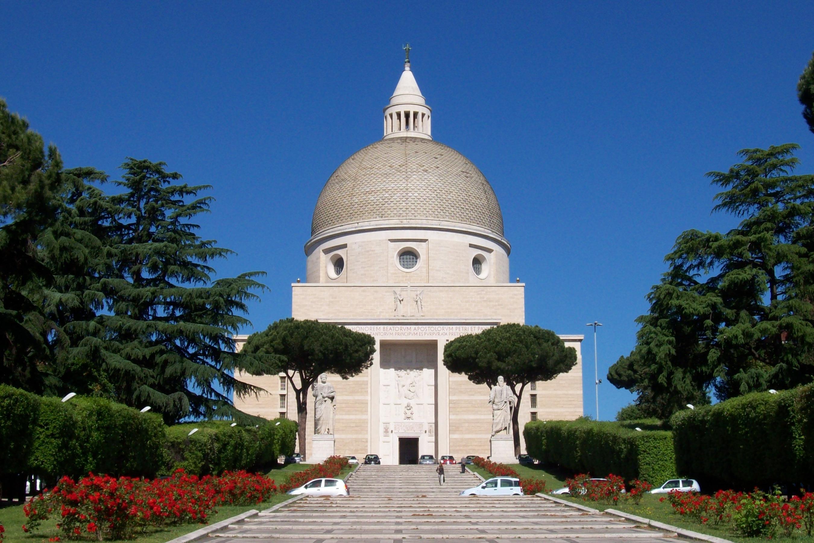 La Basilica dei Santi Giovanni e Paolo al Celio Roma ...