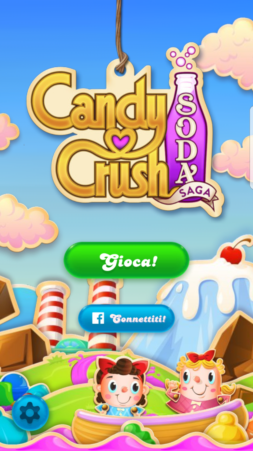 Candy Crush Soda Spiel