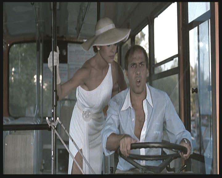 Ornella Muti E Adriano Celentano In Un Fotogramma Del Film