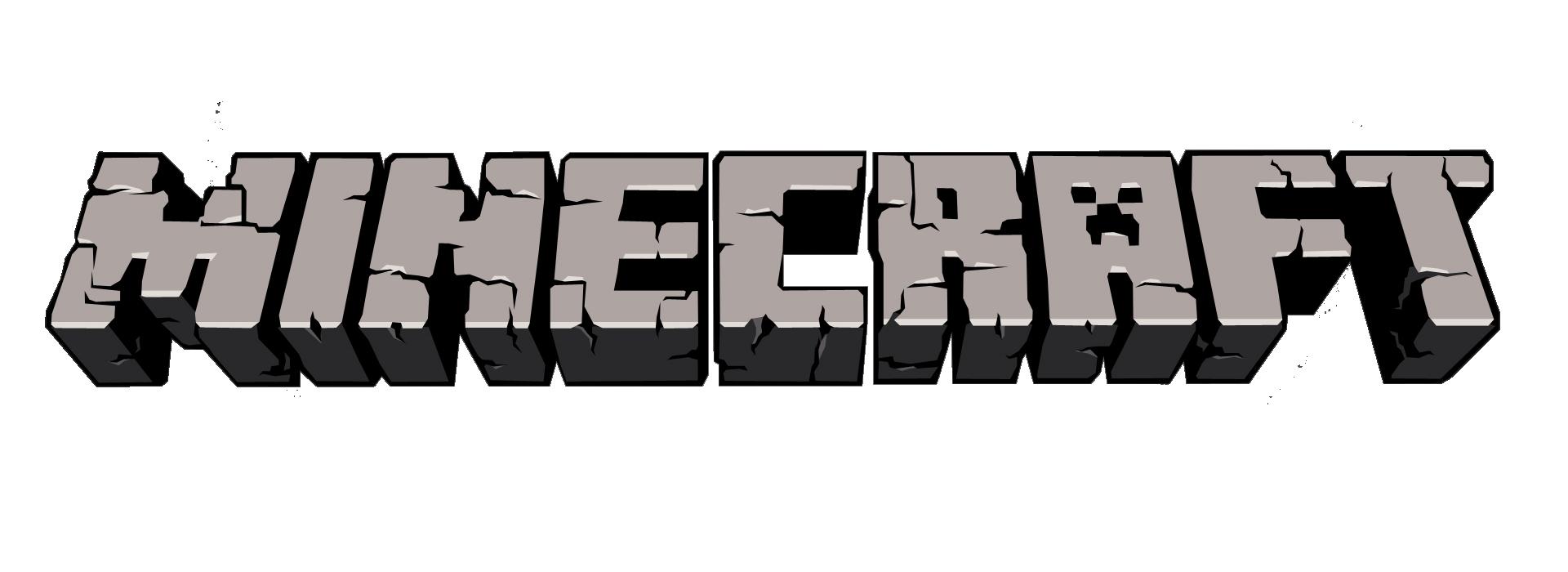 File:Minecraft logo.png - Wikipedia