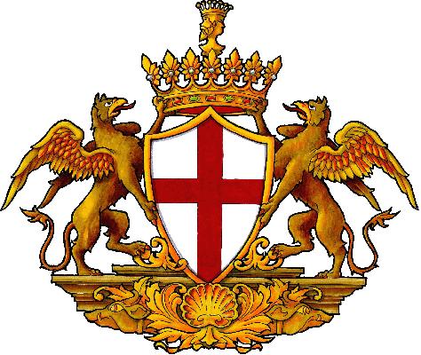 Stemma della Citta di Genova