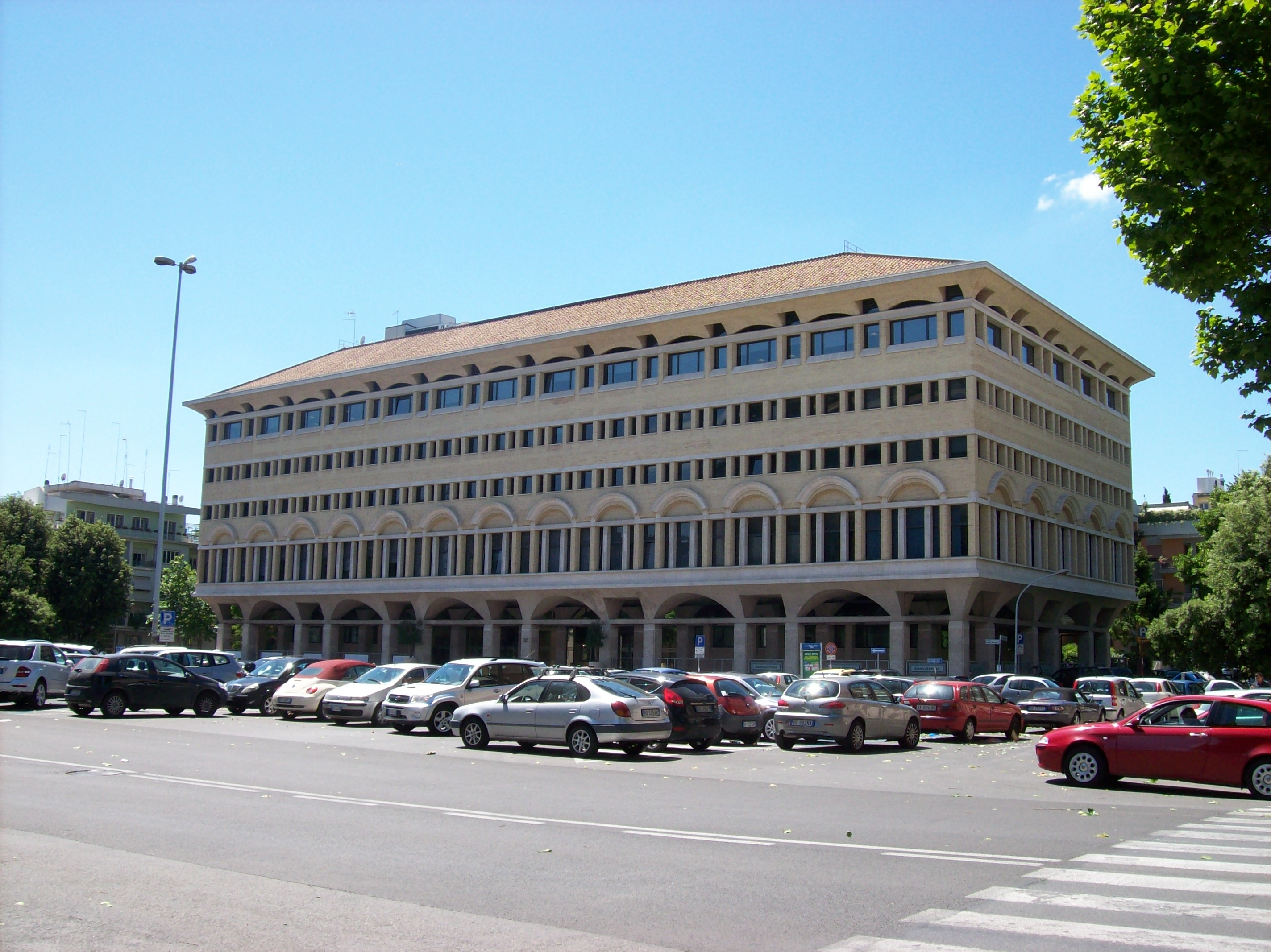 Roma EUR Palazzo Sturzo