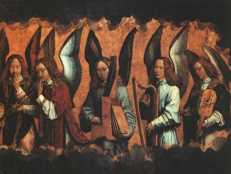 Guillaume Dufay The Ambrosian Singers Secular And Sacred Music For Voices And Instruments