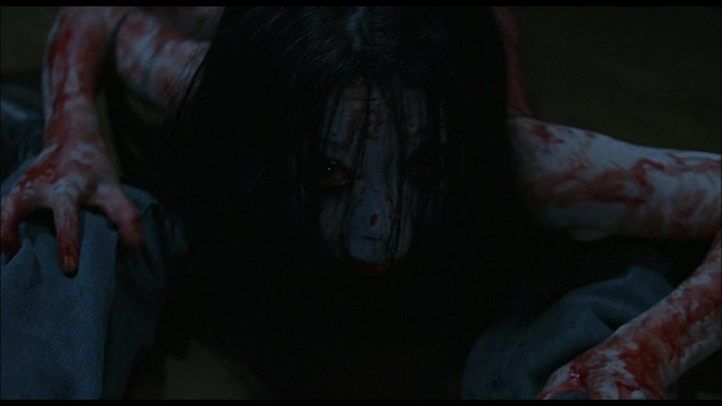 Image result for kayako saeki ju-on the grudge 2002
