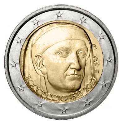 2 Euro Commemorativi Emessi Nel 2013 Wikipedia