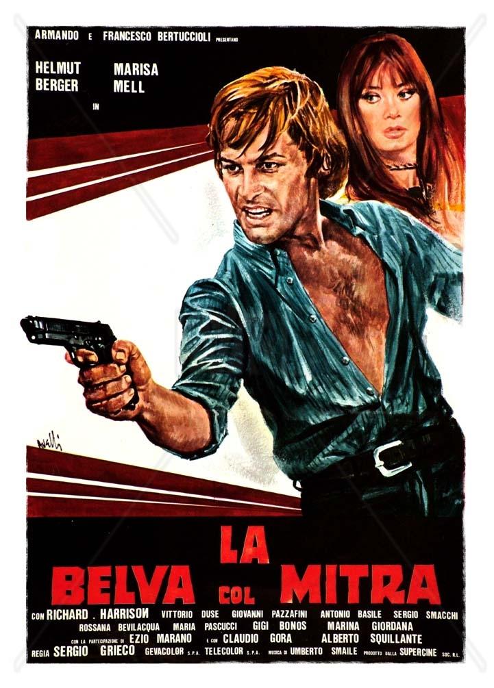 La Belva Col Mitra (1977)