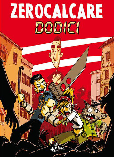 Dodici copertina - Amore e fumetti, un'unione perfetta