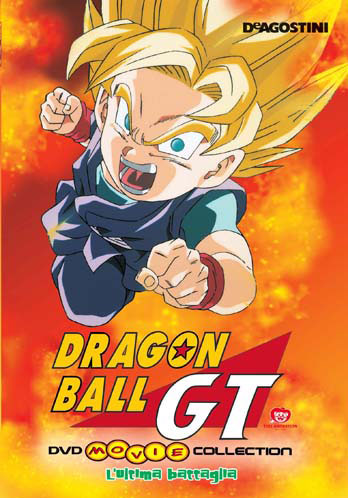 Dragon Ball GT L'ultima battaglia DOWNLOAD ITA (2002)
