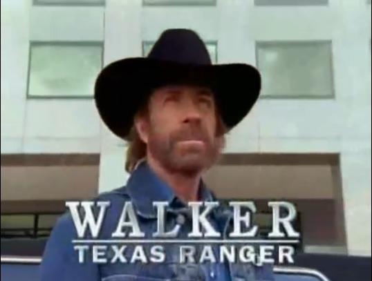 Walker on Dodge Ram Logo