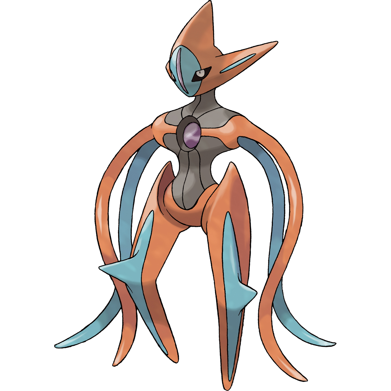 Image Result For Deoxys