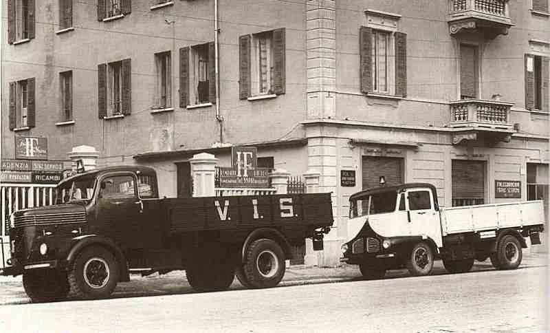 Isotta Fraschini D65 -...