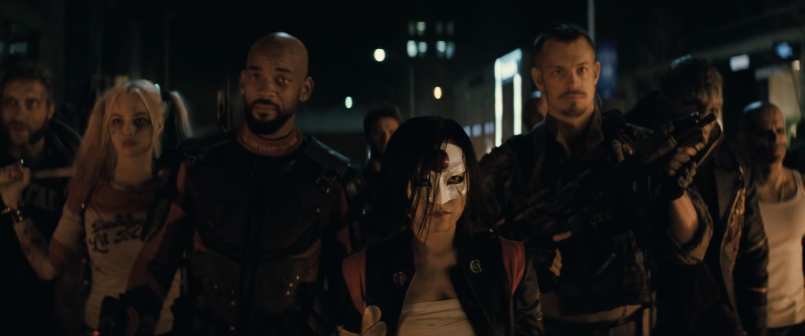 Suicide Squad Film 2016 Wikipedia