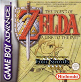 The legend of Zelda-A link to the past & four swords.jpg