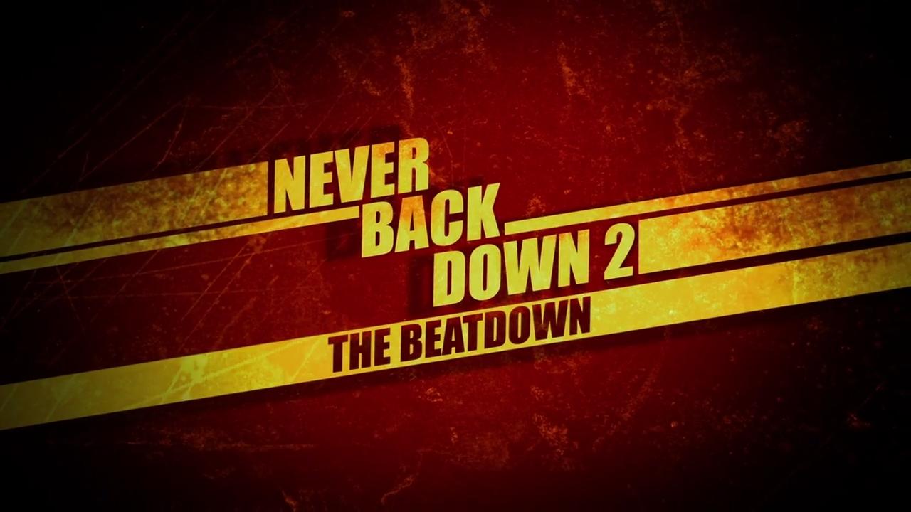 File:Never Back Down 2 jpg - Wikipedia