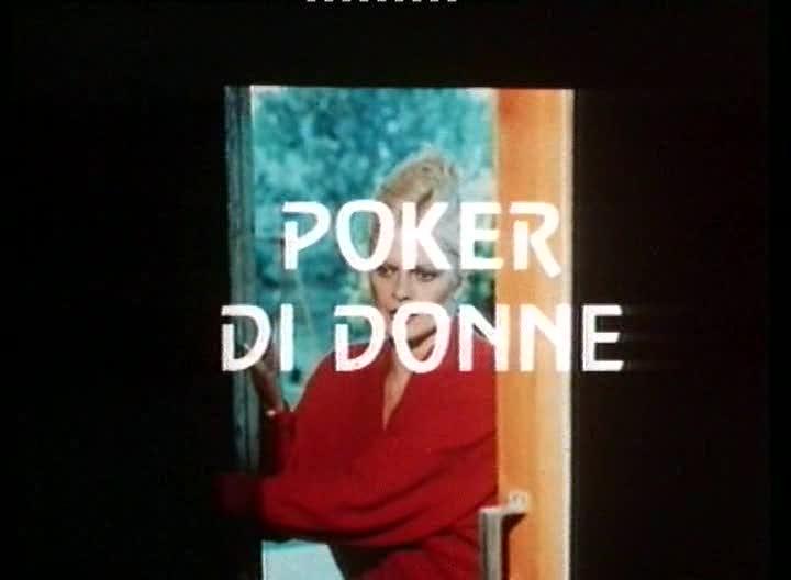 Poker di donne wikipedia - Spiare donne in bagno ...