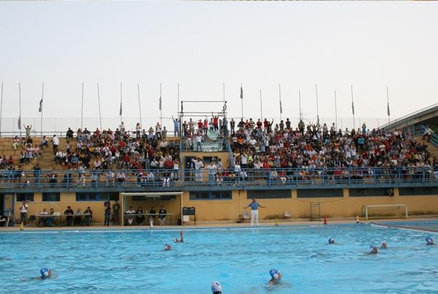Waterpolo messina wikipedia for Piscina waterpolo