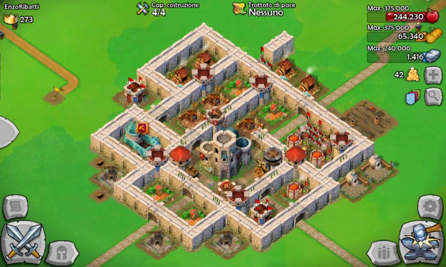 Best Defensive Base For Drk Island Coc