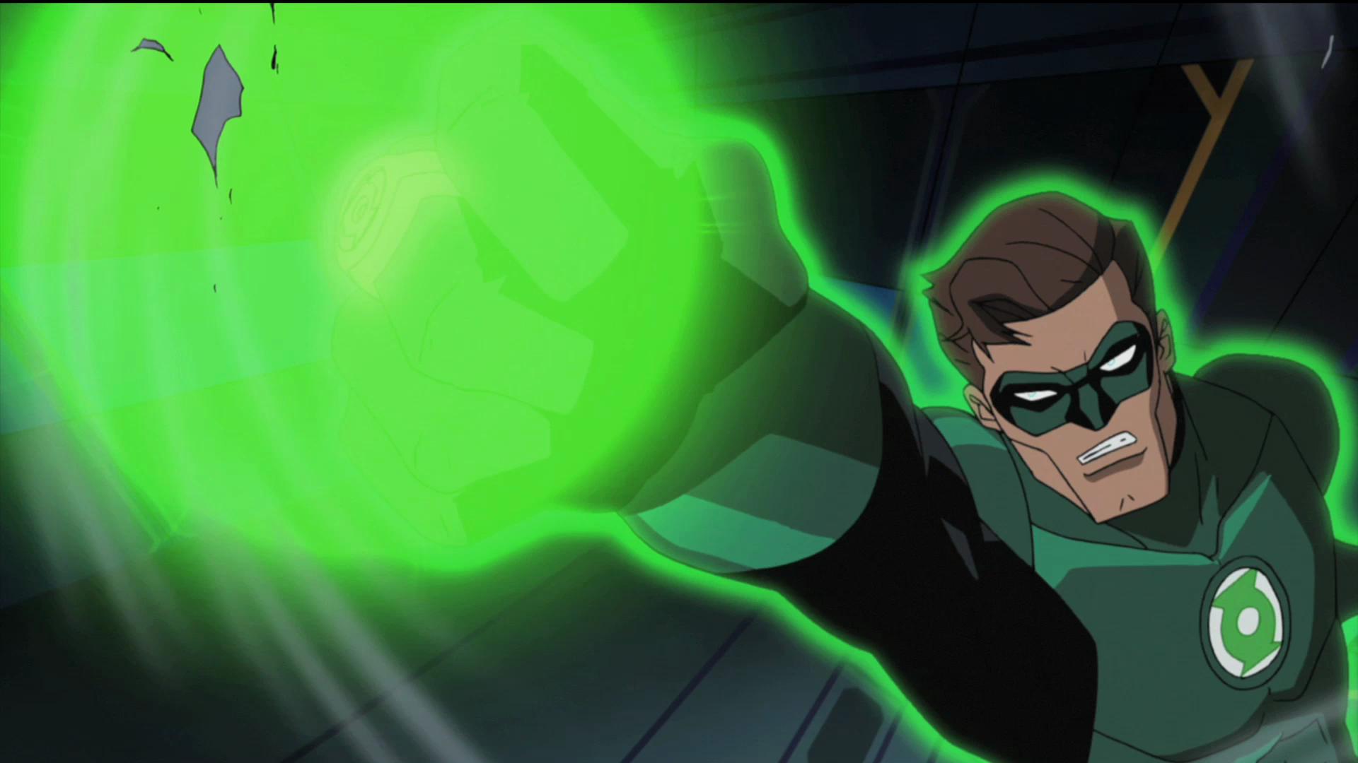 Hal Jordan  Green Lantern First Flight Trailerpng