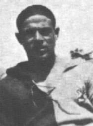 Italo Bandini attaccante del C.S.Firenze e poi della Fiorentina.[21]