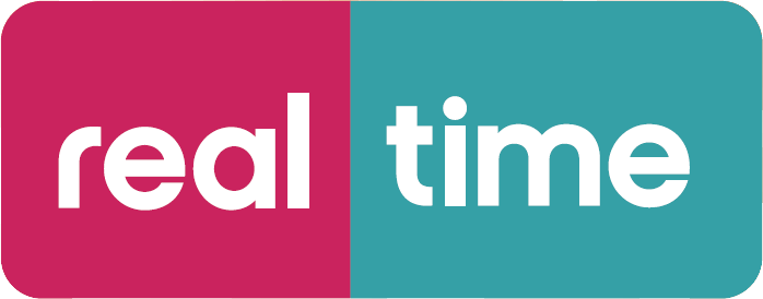 Risultati immagini per real time logo