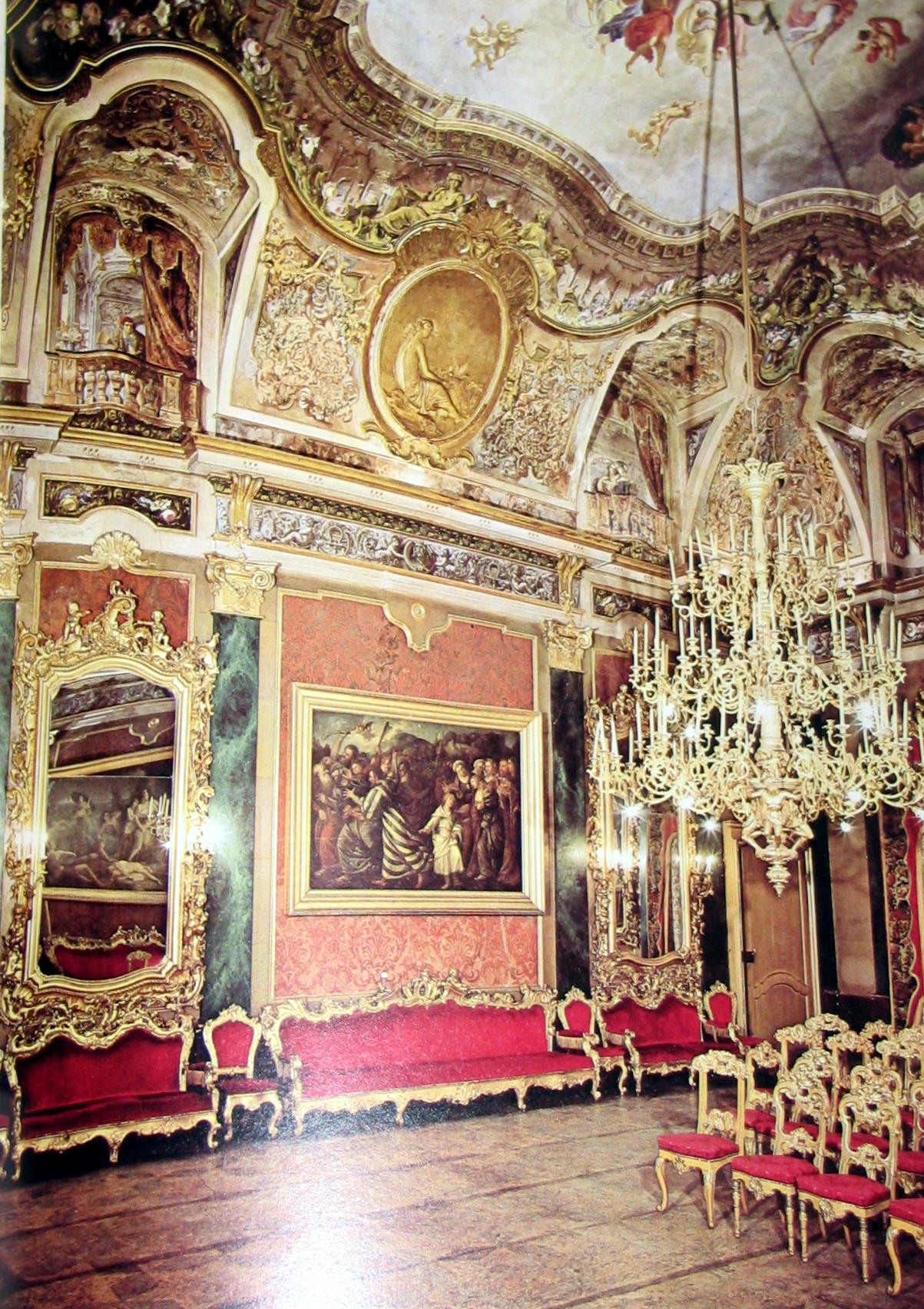 File palazzo ottolenghi wikipedia for Planimetrie del palazzo con sala da ballo