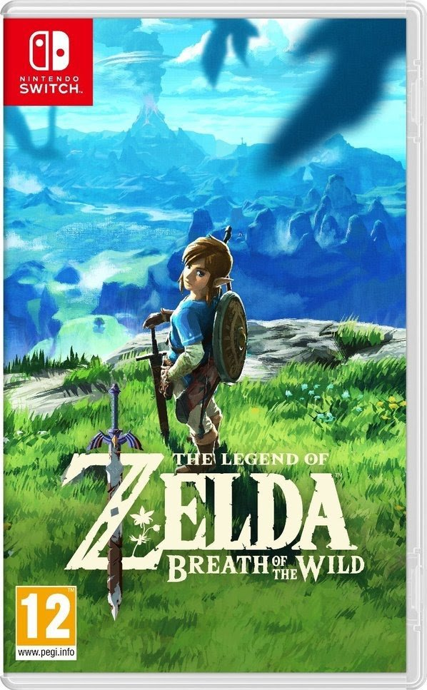 The Legend Of Zelda Breath Of The Wild Wikipedia